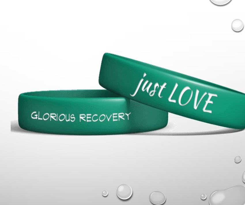 Just Love - Wristband #GR003